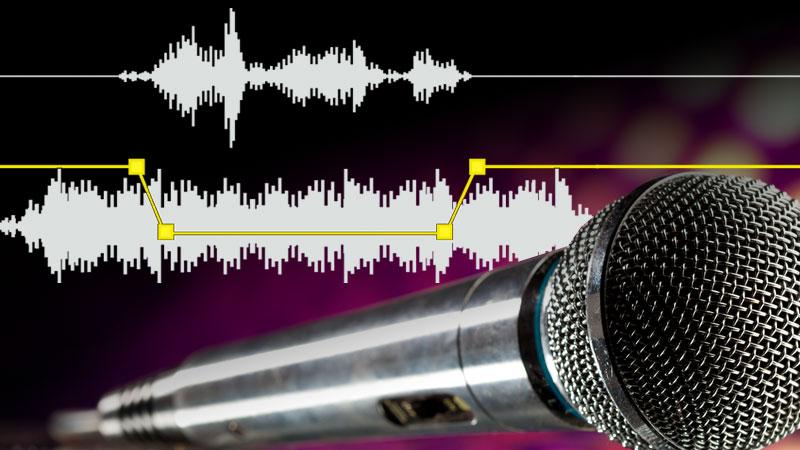 Corel Video Studio X10 – Audio ducking