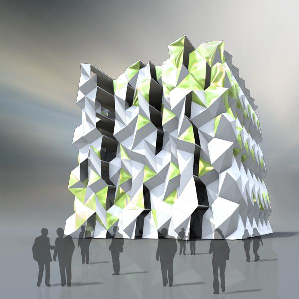 Ondřej Otýpka: Origami Gallery (Ateliér FLOW Studio Florián)