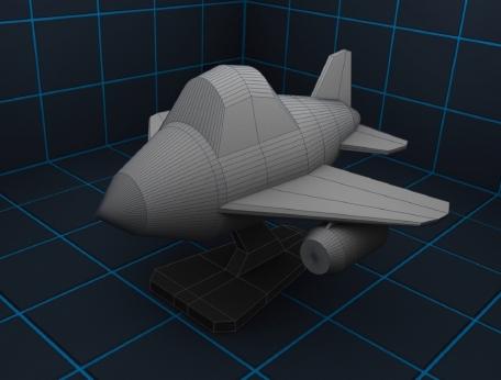Papírový model