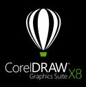 CorelDRAW Graphic Suite X8